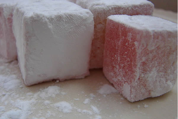 Homemade Lokum – Turkish Delight